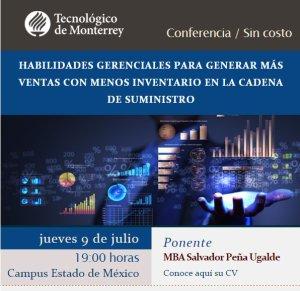 Conferencia Salvador Peña